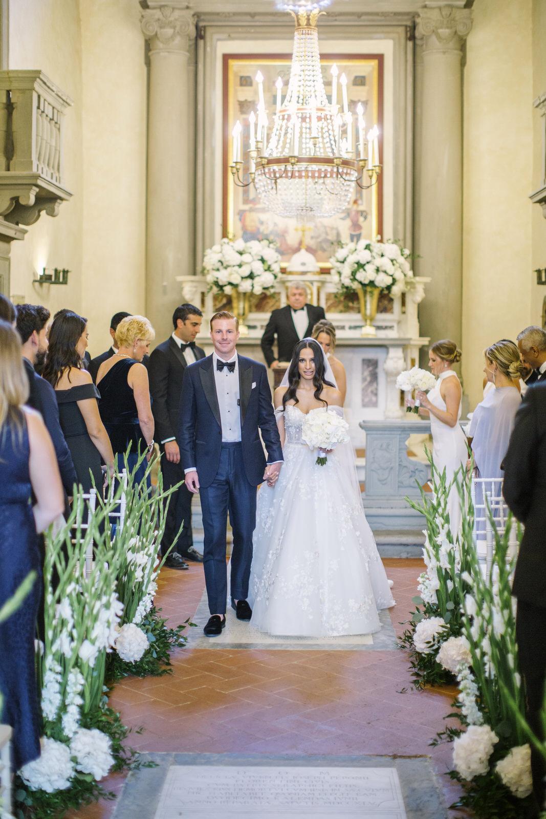 Tuscany Intimate Wedding Photographer